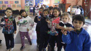 Los alumnos eligieron al Paraná.