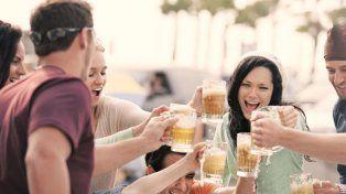 La cerveza, bebida elegida por los argentinos.