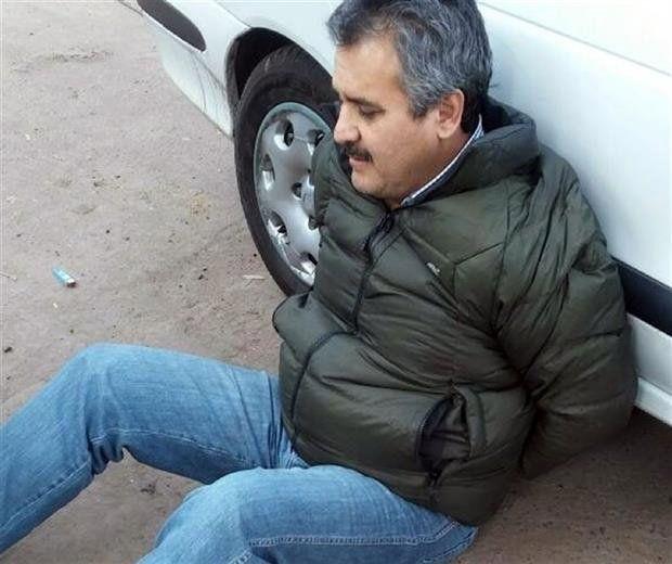 capturado. Castedo cayó el viernes en Buenos Aires tras ocho años prófugo.