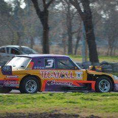 En TC 4000. Fabián Svegliati, de Villa Constitución, volvió a la victoria.