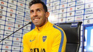 La broma de Carlos Tevez que asustó al mundo Boca