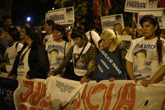 Movilización. Los familiares de Pichón Escobar se concentrarán hoy frente a los Tribunales de Oroño al 900.
