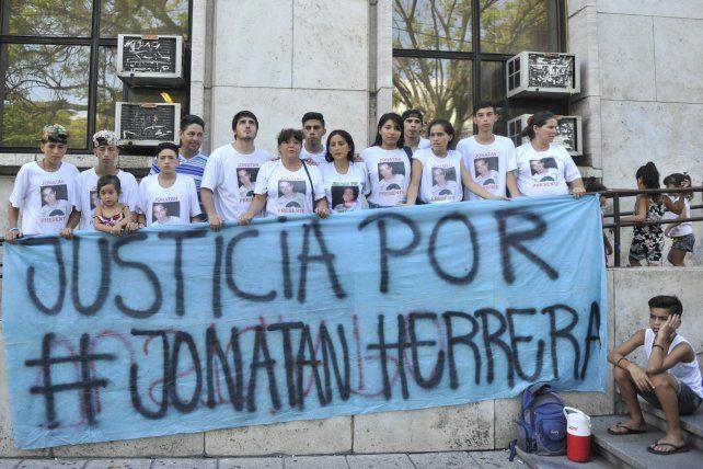 Tribunales. Amigos de Herrera