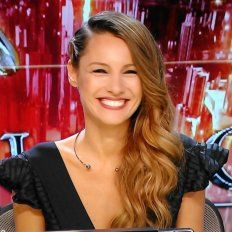 Pampita regaló sonrisas en su regreso a ShowMatch.
