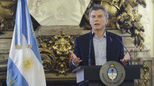 El presidente de la Nación, Mauricio Macri, repudió las agresiones en las redes sociales.
