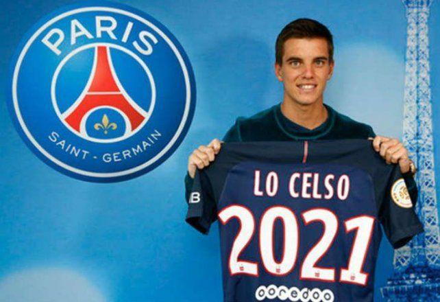 El PSG francés anunció oficialmente la contratación de Giovani Lo Celso, que sigue en Central