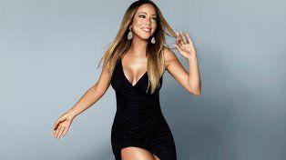 Mariah Carey ofrecerá un repertorio con sus grandes éxitos