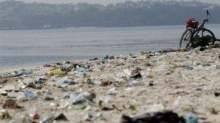 El estado de la Bahía de Guanabara despertó todo tipo de críticas.