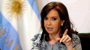 Definición. La denuncia de Nisman no tenía ni pies ni cabeza, dijo Cristina.
