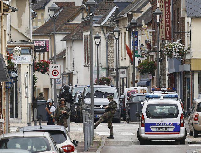 Conmoción. Francia
