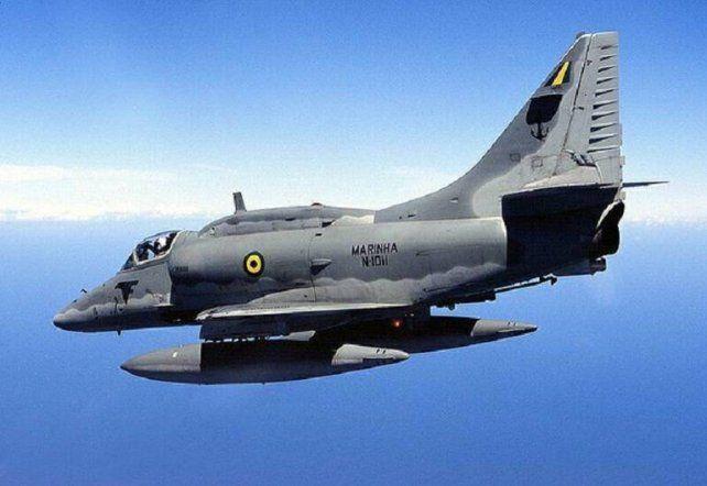 Dos aviones chocaron en medio de entrenamientos militares para los Juegos Olímpicos de Río