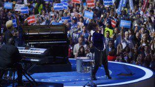 Hillary Clinton, la primer mujer de Estados Unidos nominada  para ser presidenta