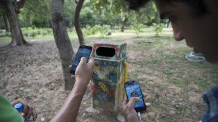 Pokémon Go es un verdadero suceso mundial.
