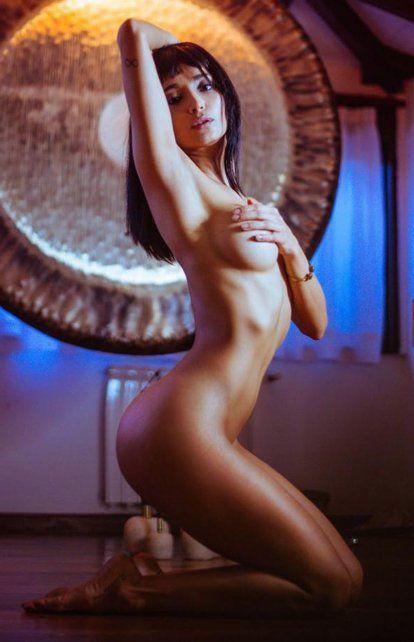 La protagonista de un famoso video de Illya Kuryaki se desnudó para Playboy