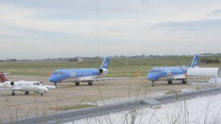 La empresa dejó de operar este años luego de que Aerolíneas Argentinas suspendiera el convenio que mantenían desde la época de Mariano Recalde.