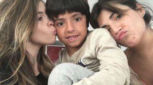 Gianinna Maradona no se aguantó, le respondió a la Princesita Karina y se fue a Madrid
