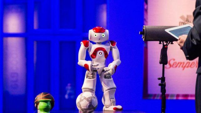 Conocé a Gardelito, el primer robot argentino con inteligencia cognitiva