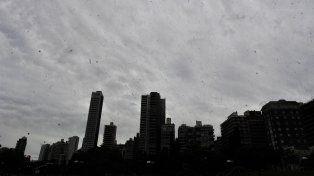 Rosario tendrá cielo parcialmente nublado y el viento hará bajar la sensación términca