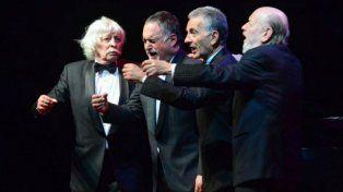 Uno de los integrantes de Les Luthiers sufrió un infarto en pleno show en Mar del Plata