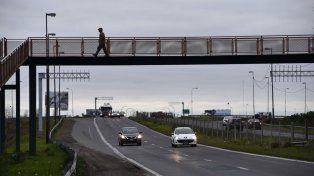 La autopista a Córdoba, uno de los lugares más inseguros para viajar.