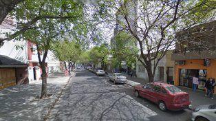 Cochabamba al 1200, lugar del hecho. (Imagen Google Street View)