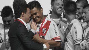 Gallardo contó por qué River le cerró las puertas a Teo Gutiérrez