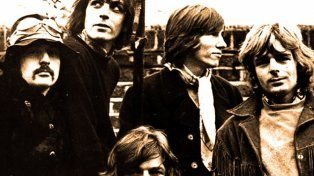 Pink Floyd lanza temas inéditos de sus inicios en el mundo de la música