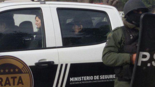 la mujer. La abuela fue detenida en Montefiore