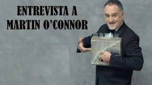 martín O`connor. De Les Luthiers.