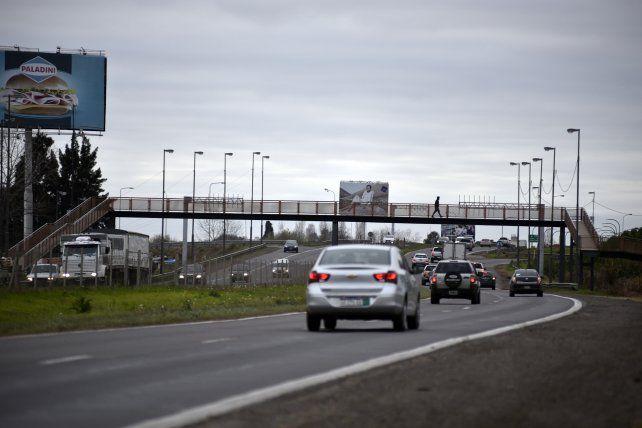 Esta semana hubo dos nuevos asaltos en el ingreso a la autopista que conecta con Córdoba.