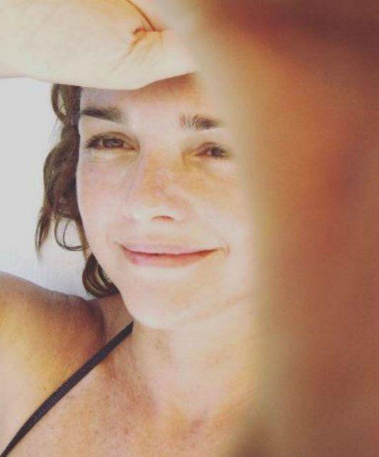 Las selfies de Araceli a cara lavada trajeron una cataratas de elogios por su belleza al natural
