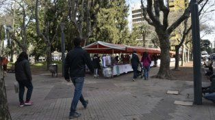 La plaza López