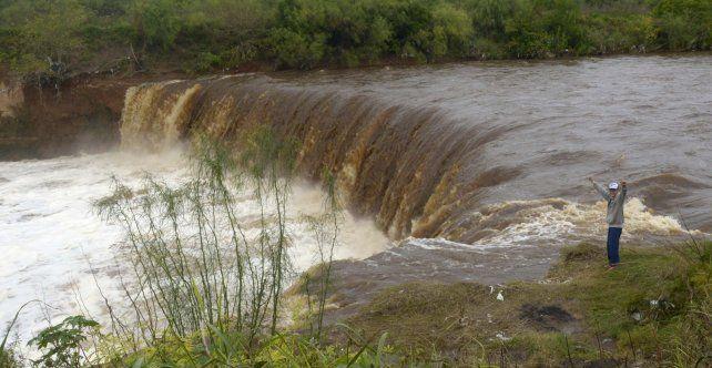 En general los ríos se describen