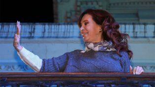 Cristina Kirchner fue atendida en un sanatorio tras sufrir una caída