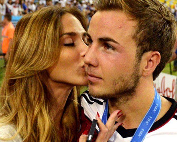 La novia del verdugo de la selección argentina en la final del Mundial 2014 rompió todo en Instagram