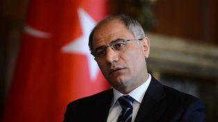El ministro del Interior de Turquía
