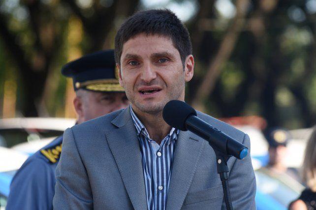 El ministro Pullaro habló de exoneración.