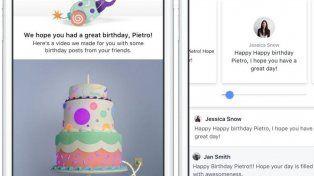 Facebook superó los 1.700 millones de usuarios por mes y sumó una nueva función