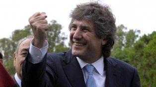 Hasta las manos. Boudou está procesado por cohecho y negociaciones incompatibles con la función pública.