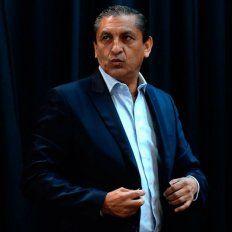 Positivo. Así definió el Pelado el encuentro que tuvo con Armando Pérez.