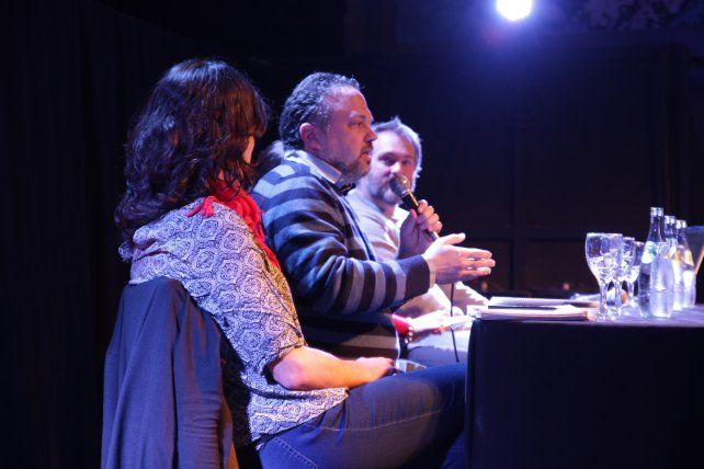 Pasado reciente. El economista Matías Kulfas presentó el libro Lo tres kirchnerismos en el Distrito 7.