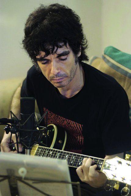 Tributo. El cantante uruguayo.