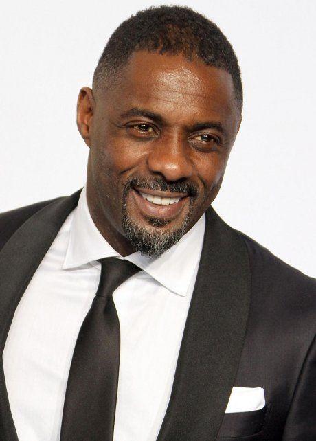 Idris Elba. El afroamericano tiene el aval del director Steven Spielberg.