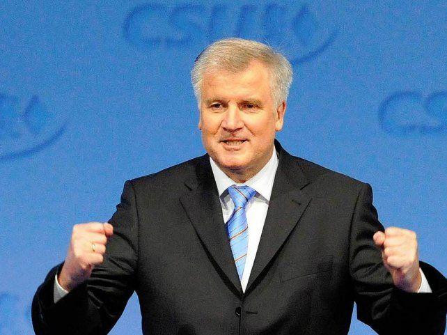 El premier de Baviera