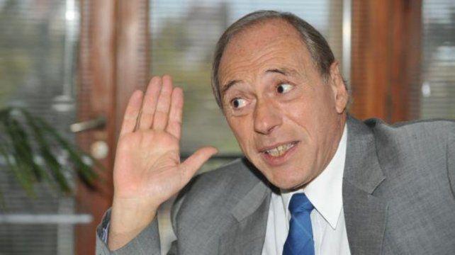 Acusación. Zaffaroni dijo que el gobierno de Macri extorsiona a los gobernadores con el reparto de impuestos.