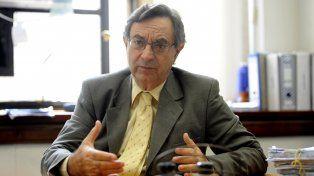 El juez. Luis María Caterina decidió rechazar el acuerdo entre las partes.