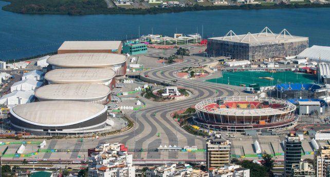 Listos. Los estadios del Parque Olímpico