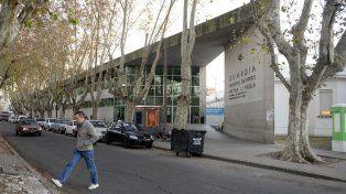 La víctima fue derivada al hospital Víctor J. Vilela.