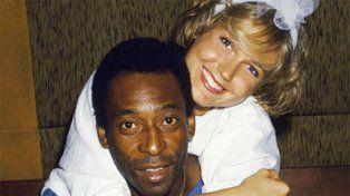 Xuxa contó qué parte del cuerpo de Pelé es la cosa más fea que vi en mi vida