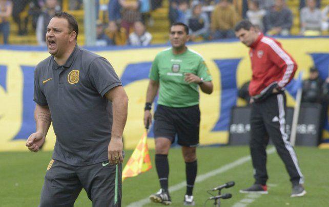 Leo Fernández respaldó a su equipo: Los pibes no se guardaron nada